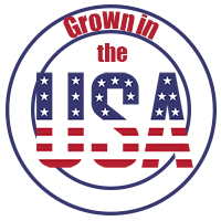 Grown in the USA